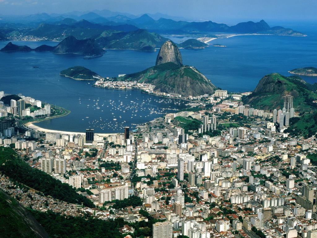 Бразилия — страна мечты