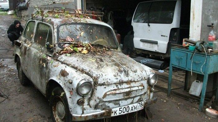 Восставший ЗАЗ-965