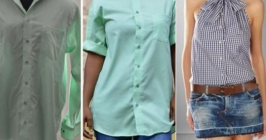 Ультрамодные идеи пошива новой одежды из старой...