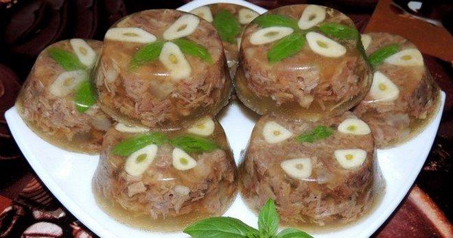 Холодец в скороварке — рецепты в мультиварке, из рульки свиной, курицы, индейки и говядины