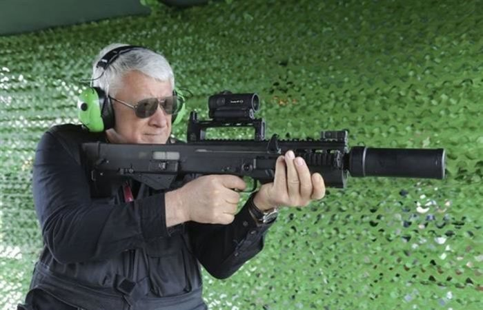 Автомат ШАК-12 – оружие, от …