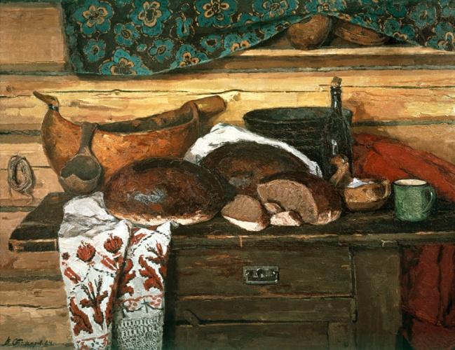 Хлеб - всему голова, так говорили и будут говорить в России./Фото: knowrealty.ru