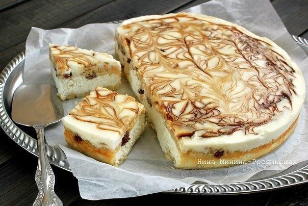 Творожное пирожное – улучшен…