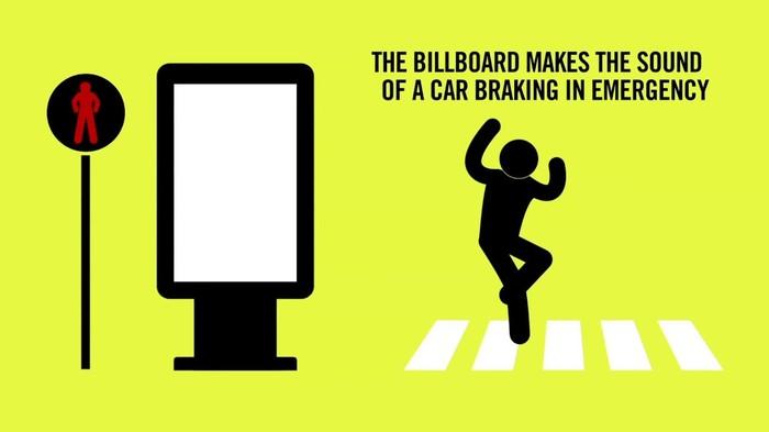Как во Франции стали воспитывать пешеходов, чтобы они не переходили дорогу на красный свет! авто и мото,автоновости,НОВОСТИ