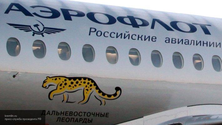 Аэропорт Ульяновска принял первый рейс «Аэрофлота»