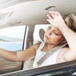 Что нельзя оставлять в салоне автомобиля летом