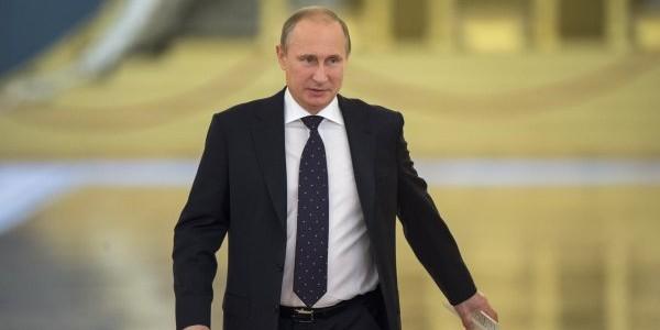 Путин встретился с Тиллерсоном & Чей «бардак в голове» представляет Тиллерсон?
