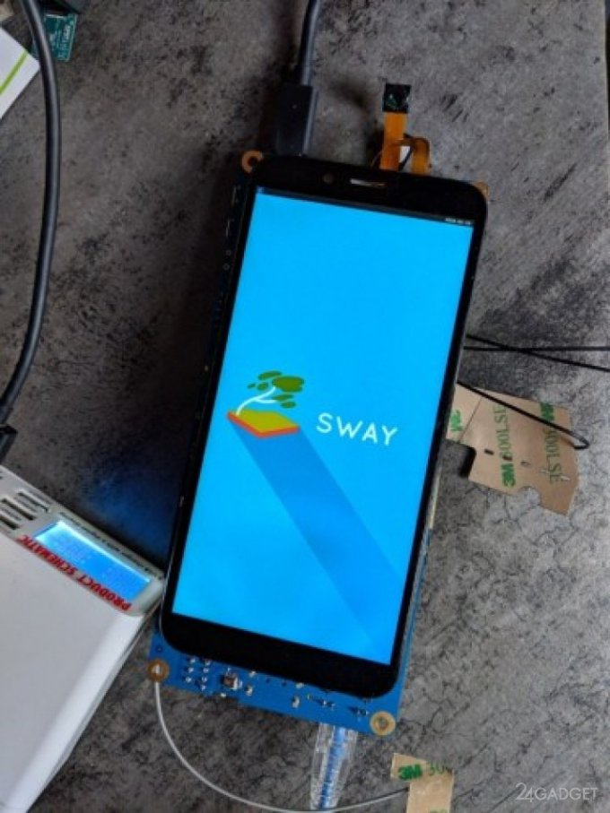 Мультисистемный смартфон PinePhone с шестью операционными системами смартфоны