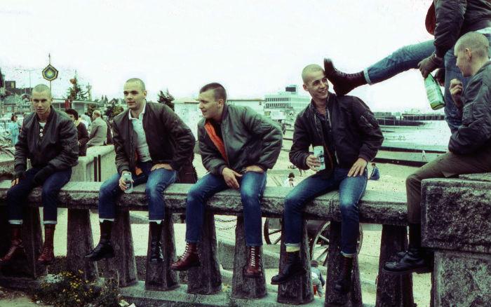 Опубликованы фотографии лондонских скинхедов, сделанные в 1980-е годы