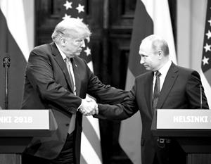 Украина потребовала от США разъяснений из-за встречи Путина и Трампа