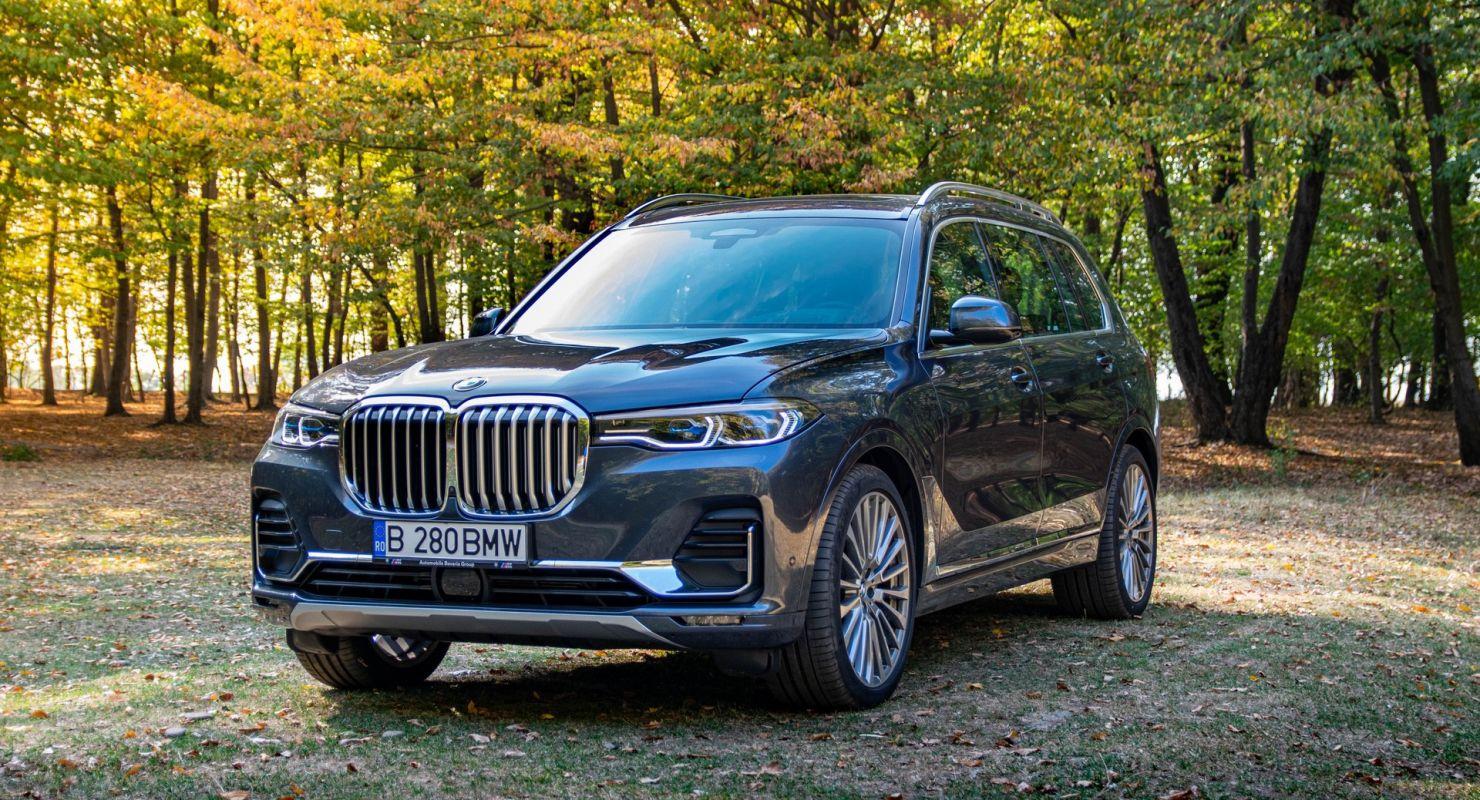 Новый BMW 7 серии — воплощение динамики и утонченной элегантности Автомобили