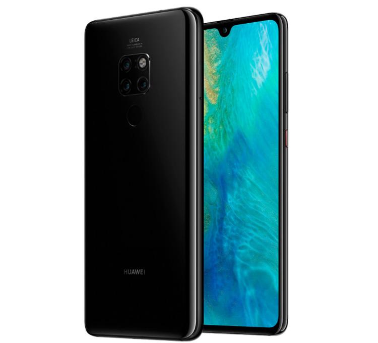Huawei анонсировала флагманские смартфоны Mate 20 и Mate 20 Pro