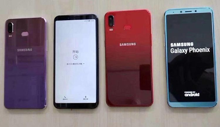 «Живые» фотографии раскрыли облик смартфона Samsung Galaxy A6s