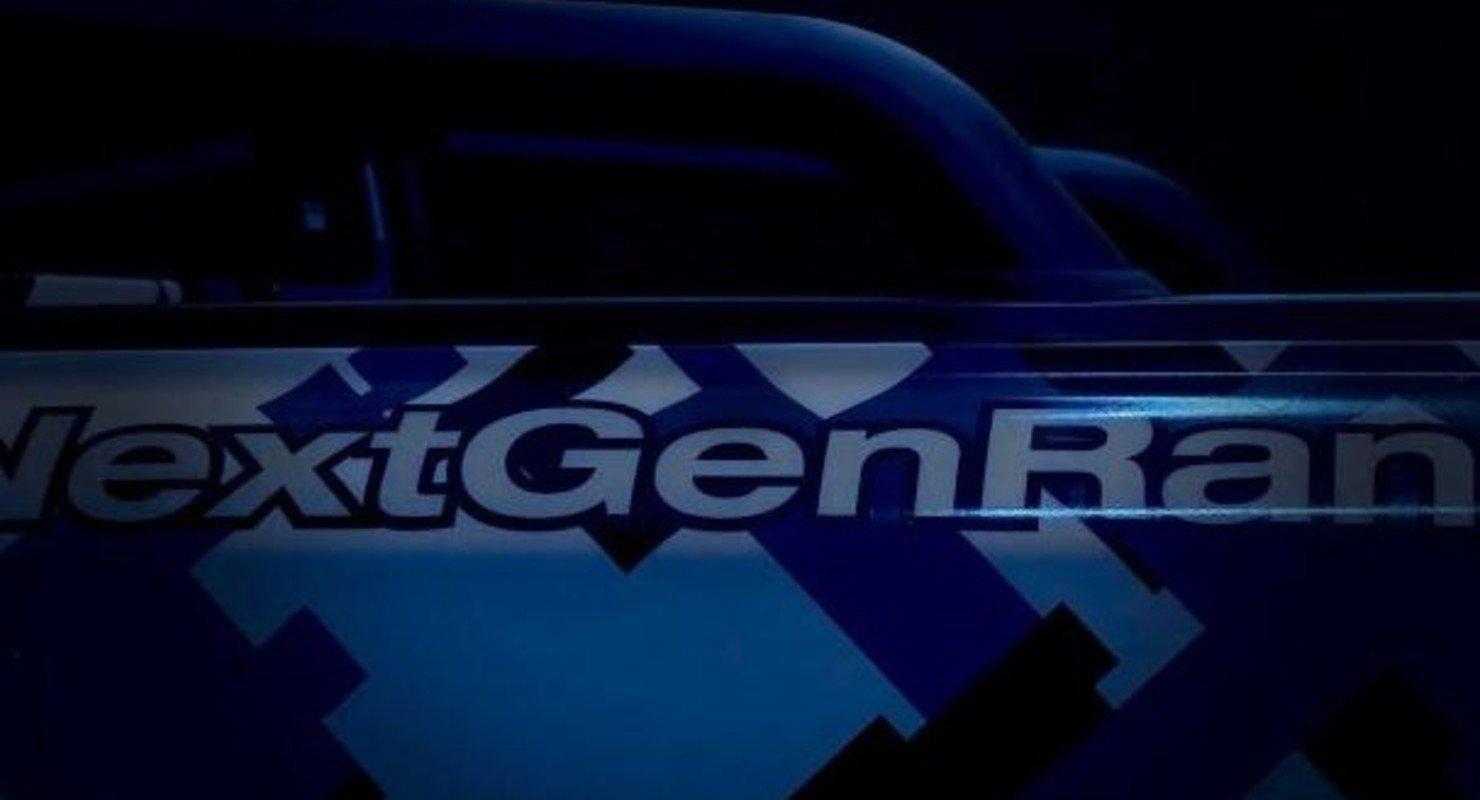 Ford анонсировал выход нового поколения пикапа Ranger Автомобили