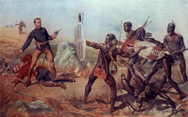 Человек с тысячей правнуков: история белого вождя зулусов