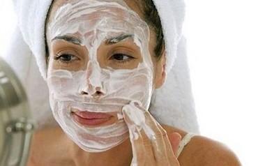 Маска для лица из кефира для сухой кожи