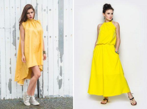 Фото летних платьев и сарафанов 2019