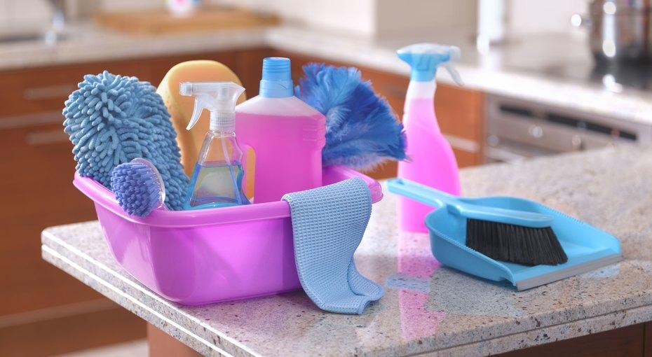 4 средства для уборки из магазина, которые можно сделать своими руками
