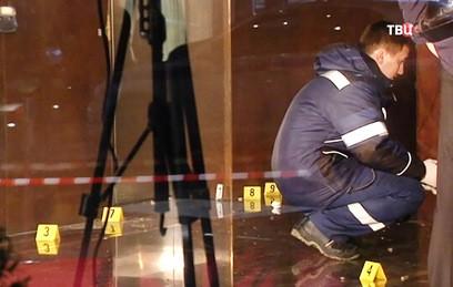 """Полиция задержала один из автомобилей после перестрелки в """"Москва-Сити"""""""