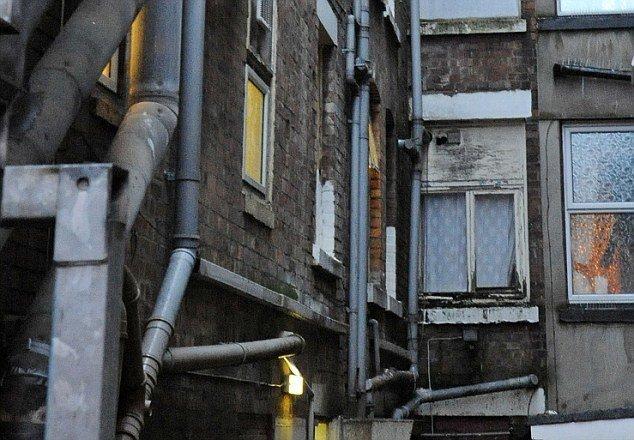 12. Отель Grosvenor, Альберт-роуд, Блэкпул Отель, вид из окна, вид из отеля, путешествия, туристы, фото