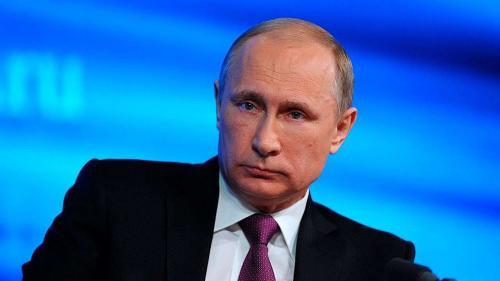 Владимир Путин поблагодарил …