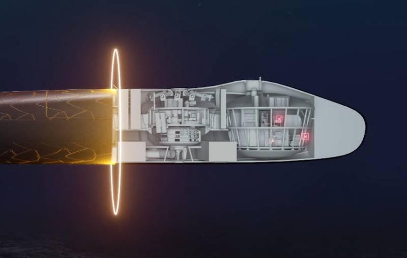«Субмарина приблизится к идеальным биоформам»: во Франции разрабатывается подлодка SMX31E вмф