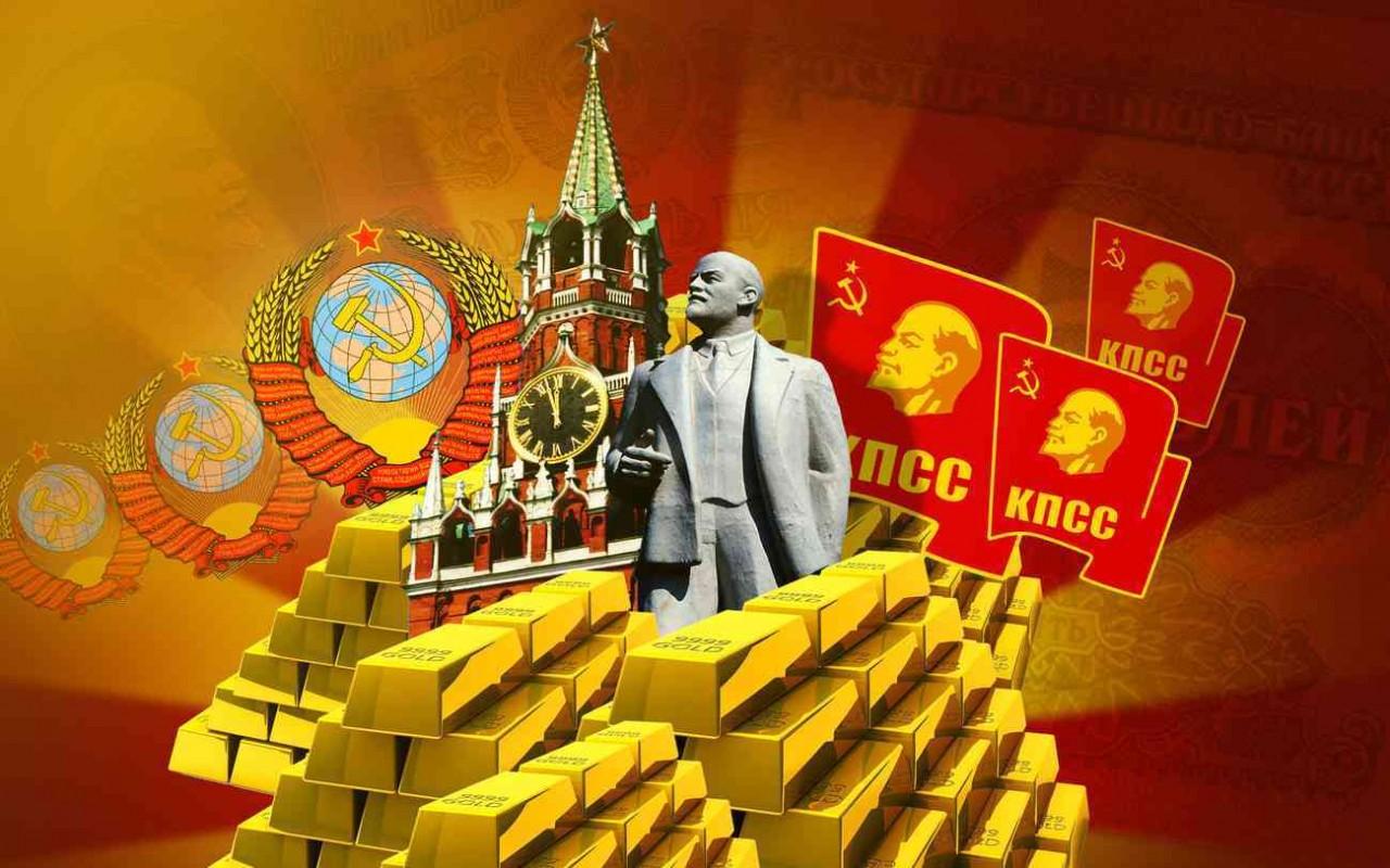 «Золото партии» — пропавшие сокровища СССР жизнь
