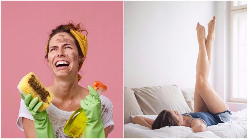 15 трюков, которые сэкономят время уборки в доме