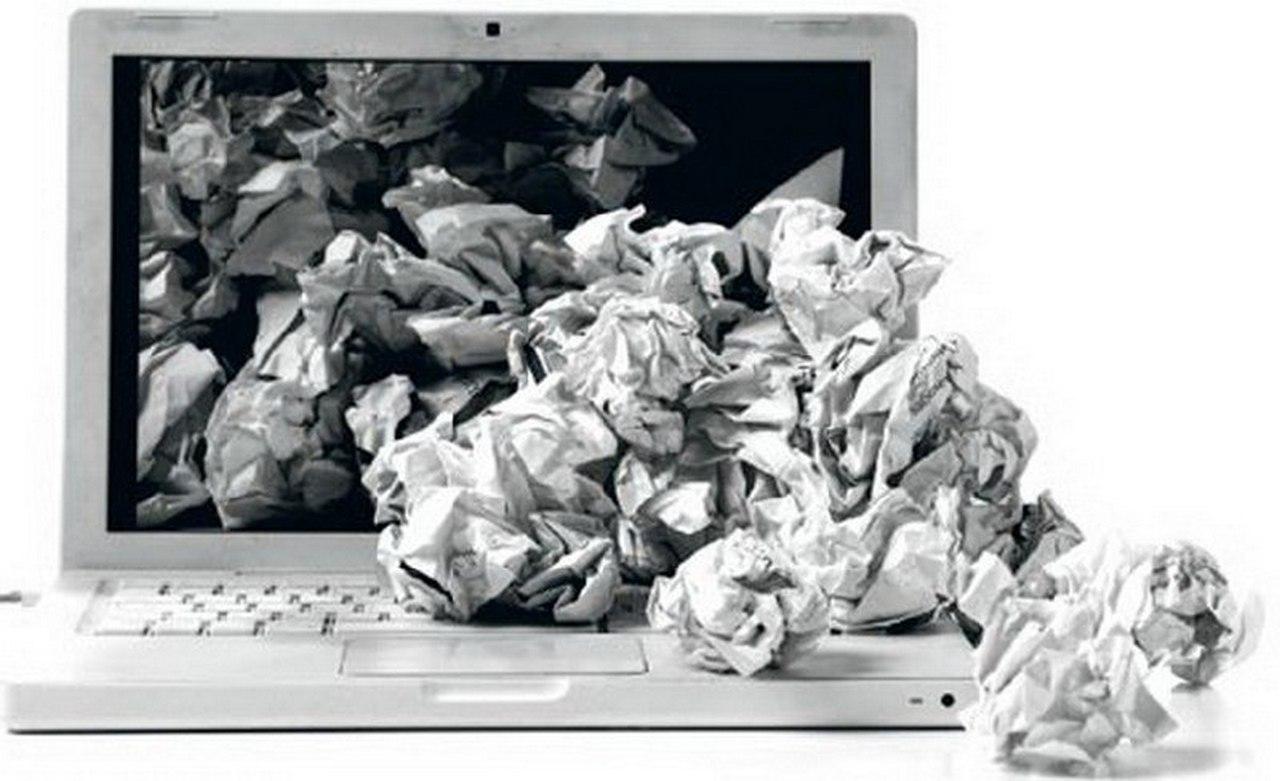 Александр Роджерс: Работа с информацией — избавляемся от мусора