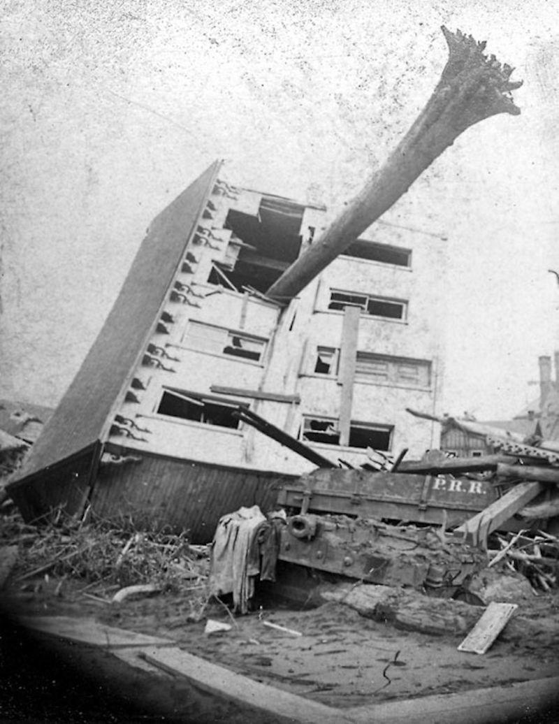 Самые большие архитектурные катастрофы в мировой истории