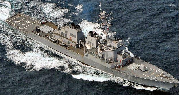 Эсминцы США в Черном море на…