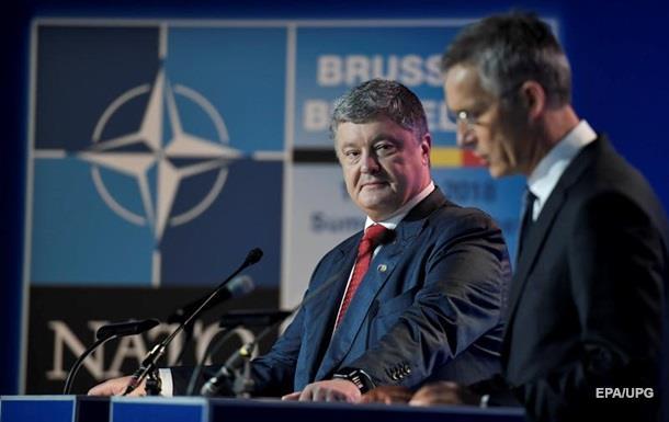 НАТО и Украина: армия живых …