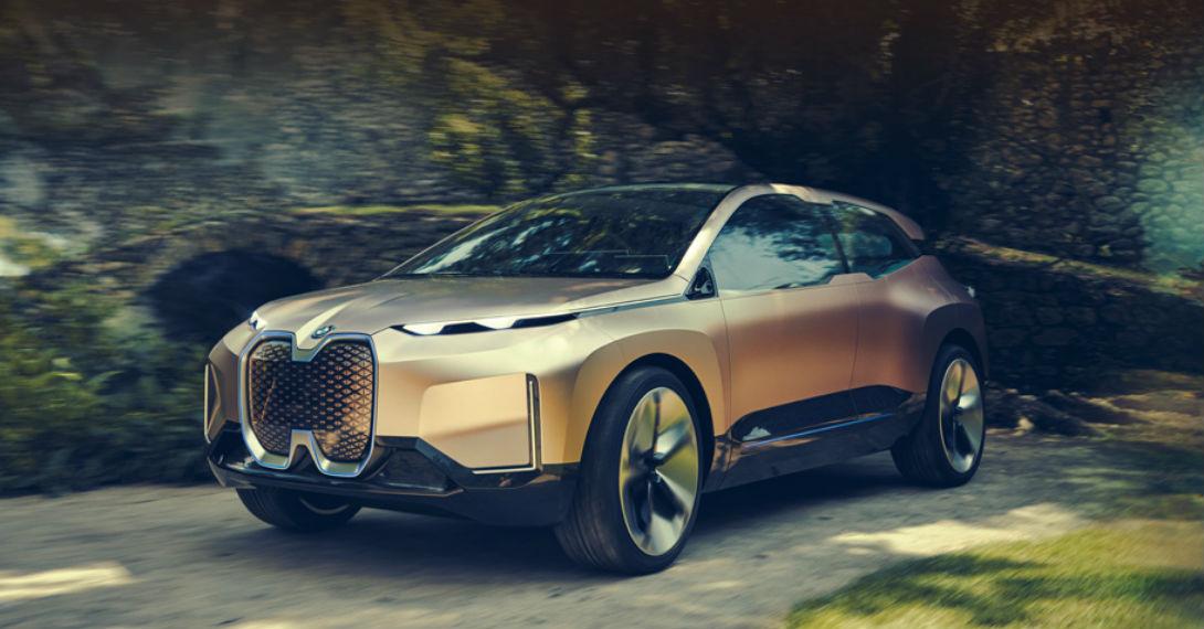 BMW Vision iNEXT показал будущее концерна