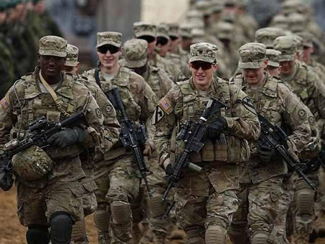 США без лишнего шума стягивают спецназ к границе с Россией, — The Nation