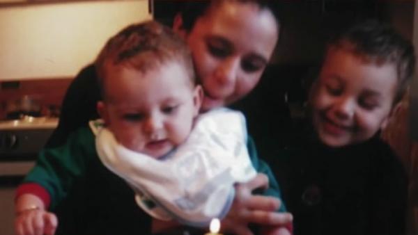 Ее сына похитили, и она ничего о нем не знала