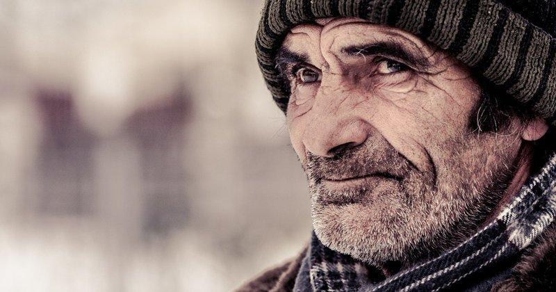 Когда боишься приближающейся старости и пенсии в $ 200