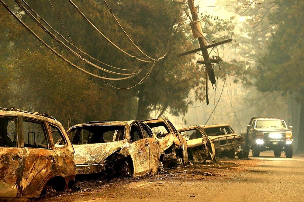 Калифорния в аду: 1276 пропа…