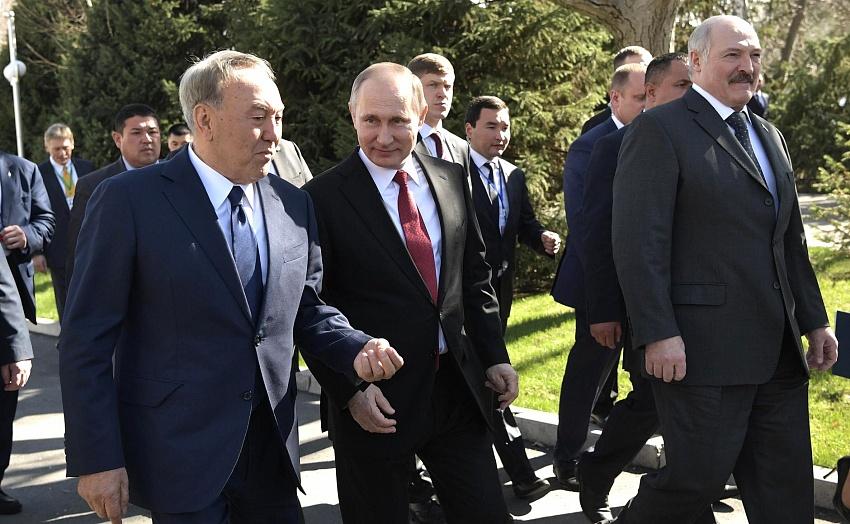 Итоги саммита ЕАЭС: «черная полоса» позади?