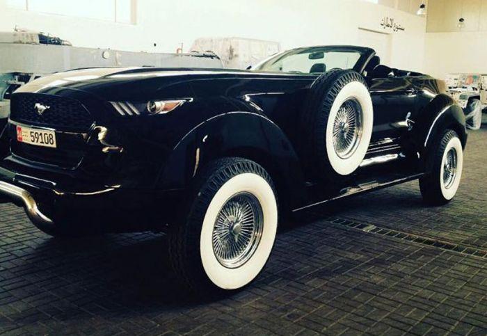 Уникальные автомобили из кол…