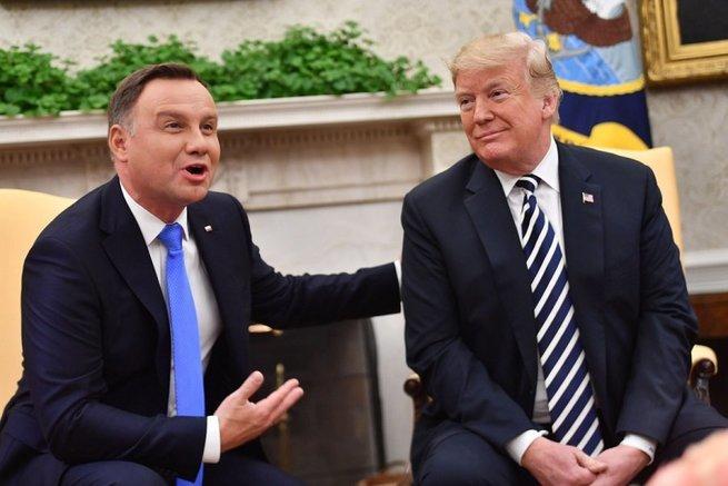 Американ бой: США «бьют горшки» союзничества с Украиной и Польшей