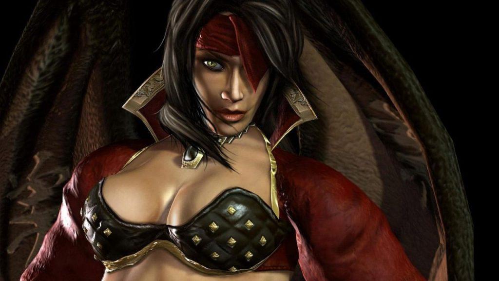 Лучшие женские персонажи Mortal Combat action,arcade,fantasy,pc,ps,xbox,Аркады,Игры,Фентези