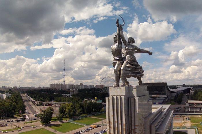 Скульптуры в Москве, которые не прошли цензуру