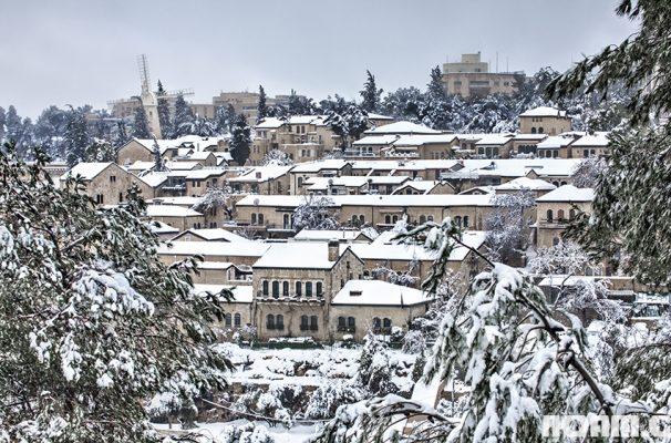 Иерусалим с неожиданного ракурса: город, который мало кто знает