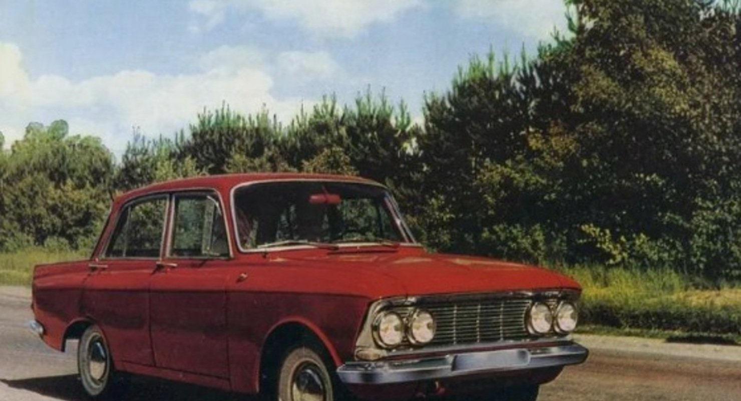 «Москвич-408» и «Москвич-412»: Был ли успешным экспорт из СССР? Автомобили