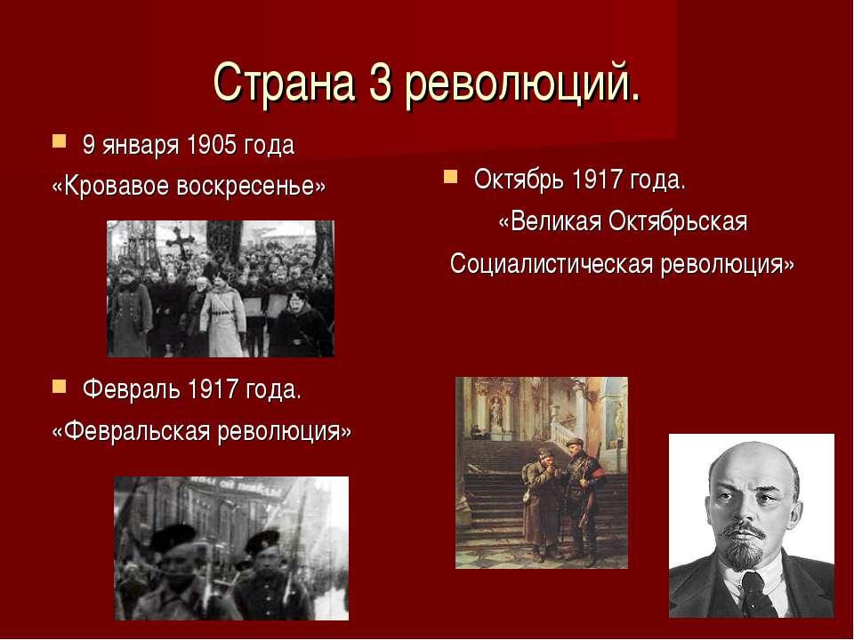РЕВОЛЮЦИИ В РОССИИ — КРАТКАЯ ИСТОРИЯ РУССКИХ РЕВОЛЮЦИЙ