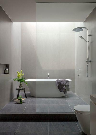 Модернизм Ванная комната by Tim Shaw - Impress Photography