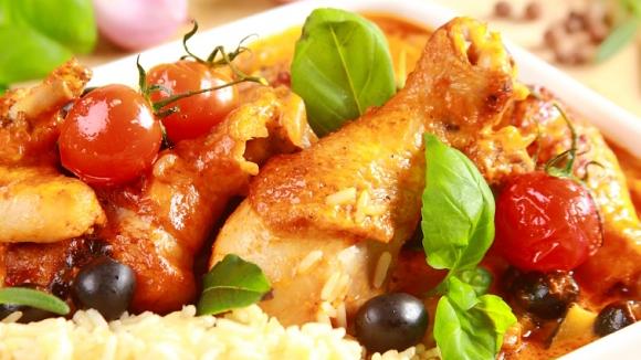 Сочная курица рецепт фото