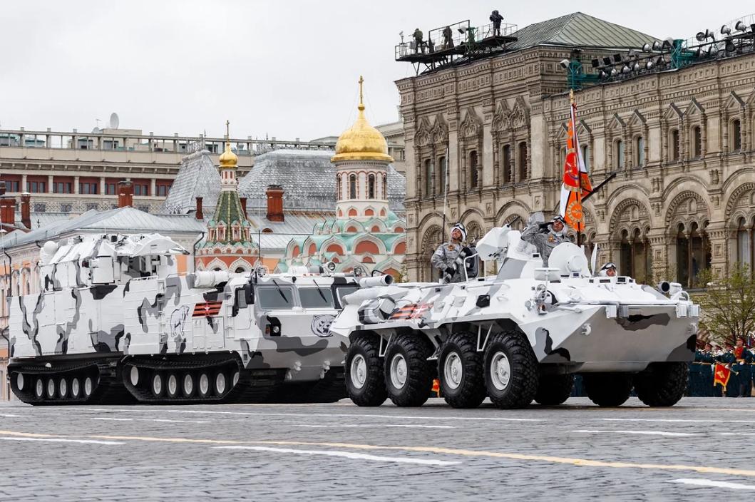 Китайские СМИ рассказали о главной проблеме российской военной техники 3 дня назад 372 дочитывания 1,5 мин.