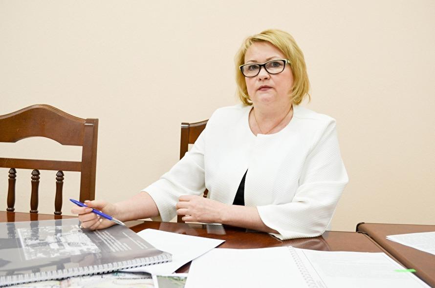 Глава Ревды Ирина Тейшева