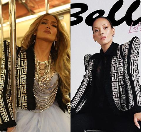 Модная битва: Дженнифер Лопес против Эстер Экспозито